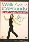 WALK AWAY THE POUNDS WITH LESLIE SANSONE WALK AWAY YOUR STRESS DVD