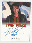 Billy Zane Rittenhouse TWIN PEAKS Archives 2019 Archive Box Autograph Card