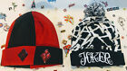 Harley Quinn and Joker Couples Beanie His and Hers