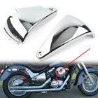 Battery Side Fairing Cover Set Fit Kawasaki Vulcan VN400 VN800 Classic Drifter