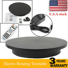 Remote Control Electric Rotating Display Stand Jewelry Display Turntable 40cm