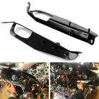 Black Inner Fairing Support Bracket for Harley Electra Glide CVO Ultra Classic