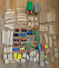 Thomas & Other Brands Wooden Trains Track Extra Parts & Pieces Trees W/ Rheneas