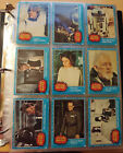Vintage Topps Star Wars Trading Card Complete Set Collection - All 3 Films 1977