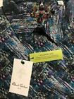Robert Graham Multi Color Abstract Print Long Sleeve Cotton Classic Fit Shirt XL