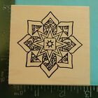 MANDALA Rubber Stamp by Outlines Rubber Stamps