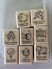 Stampin Up Very Punny 8 Stamps           s1