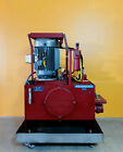 Rexroth Hydraulic Power Unit 30 Gallon Capacity 20 HP 1760 RPM Motor Tested