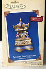 Hallmark Keepsake 2003 Ornament Jewelry Box Carousel Treasures and Dreams # 2