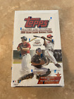 2003 Topps Traded Baseball Sealed Wax Box of 36 Packs With Chrome Cards