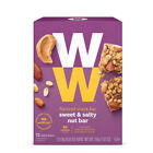 Weight Watchers Sweet and Salty Nut Bar New WW Expired 11 19