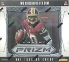 2012 Prizm Football Hobby Box 2 AUTOS Russell Wilson RC ??