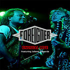 FOREIGNER 1991 TOUR LIVE CD Mick Jones,Ian McDonald,Lloyd,Lou Gramm,Montrose AOR