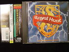 ROYAL HUNT - Land of Broken Hearts CD JAPAN Import w/ OBI Teichiku Records