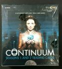 Continuum Rittenhouse Seasons 1 and 2 Factory Sealed Hobby Box