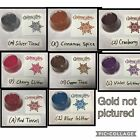 Embossing Powder 9 Sturdy Containers 1 oz Each Glitter Set