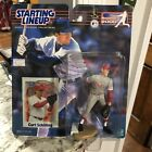 Starting Lineup 2000 Curt Schilling MLB Philadelphia Phillies (rare piece)