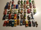 Hot wheels Lot of 53 Various Models Loose Used all made in malaysia vintage