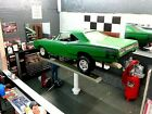 Vintage Built 1/25 AMT 1970 Dodge Coronet Super Bee **FOR** Speed Shop Diorama