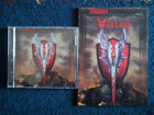 Warlord–Anthology Arkeyn Steel 2×CD 2012,Limited,Numbered with Book Very Rare