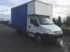 Iveco Daily 35 ton curtainsider Smart inside and out Motd