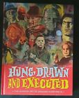 HUNG DRAWN  EXECUTED SIGNED GRAHAM HUMPHREYS HORROR ART BOOK EVIL DEAD ETC