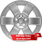 New Set4 15 Replacement Alloy Wheels and Centers for 2003 2008 Toyota Corolla
