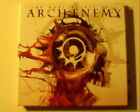 ARCH ENEMY-the root of all evil-BOOK/CD