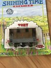 Thomas The Train Shining Time Station Ertl 1992 - Toby the Tram Engine