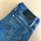 GStar Jeans Lynn Skinny Blue Low Rise Vintage Womens LabelW27L30 Small UK 8