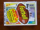 1984 TOPPS FOOTBALL CELLO PACK Punting Leaders on Top