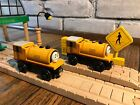 Thomas And Friends Wooden Railway Bill & Ben Trains Gullane