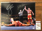 2017 Leaf Wrestling Autographed Photograph Edition 16