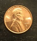 1970 S Small Date Lincoln Memorial Penny Uncirculated