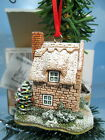 Lilliput Lane Robin Cottage 1993 Annual Ornament Limited Edition New In Box 644