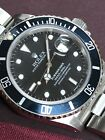 Rolex Submariner Date, 168000 Transitional