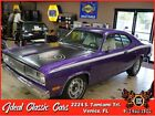 1972 Plymouth Duster 340 1972 Plymouth Duster 340 0 In Violet 340 V8 A727 TorqueFlite Automatic