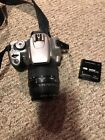 canon eos digital rebel xti With Card Reader And Case