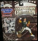 NEW 1997 STARTING LINEUP ROLLIE FINGERS COOPERSTOWN COLLECTION FIGURINE + CARD