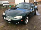 LARGER PHOTOS: Mazda mx5 1.8 2003 no reserve spares or repair heated seats excellent roof
