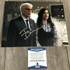 TED DANSON THE GOOD PLACE CHEERS SIGNED AUTOGRAPH 8x10 PHOTO w PROOF BECKETT COA