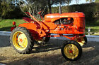1957 MASSEY HARRIS PONY LITTLE RED TRACTOR