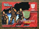 2007 Topps Transformers Movie Trading Cards 4