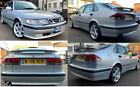 LARGER PHOTOS: Saab 9-3 AERO B205R 2.0T (HOT) 205BHP/146mph 105k Miles 12 month MOT