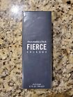 FIERCE by ABERCROMBIE & FITCH MEN 6.7oz 200ml Cologne New Sealed