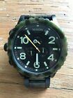 Uhr Nixon Chronograph 51-30 Black/Camouflage Ltd Edition A083-1428