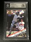 KEN GRIFFEY JR. 1993 LEAF GOLD ALL-STARS SIGNED AUTOGRAPHED CARD BECKETT BAS