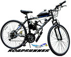 ROADRUNNER Complete Motorized 26 Bicycle Moped Scooter 80cc Motor Kit