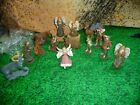 NATIVITY FIGURES COLLECTION RESIN COMPOSITION SCALE 1 20S APPROX Lot2