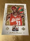 Top LeBron James Rookie Cards of All-Time 25